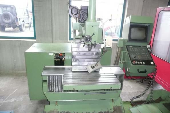 CNC, Værktøjsfræsemaskine, MAHO - RPV